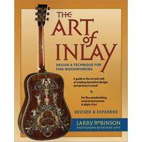 Afbeelding van The Art Of Inlay - Larry Robinson