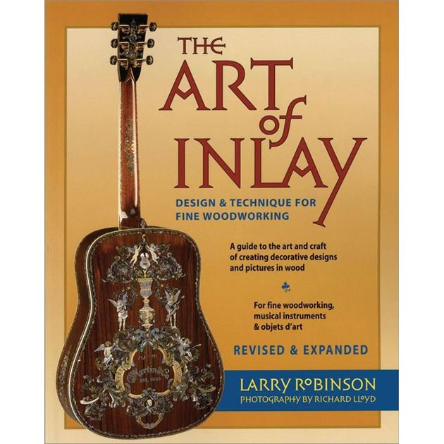 Picture of The Art Of Inlay - Larry Robinson