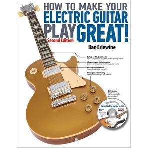 Afbeelding van How To Make Your Electric Guitar Play Great - Dan Erlewine