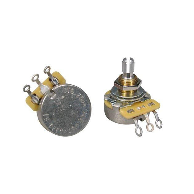 Picture of CTS Potmeter 250kOhm Logaritmisch / Audio Full-size