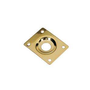 Picture of Les Paul Input Cover - Gold
