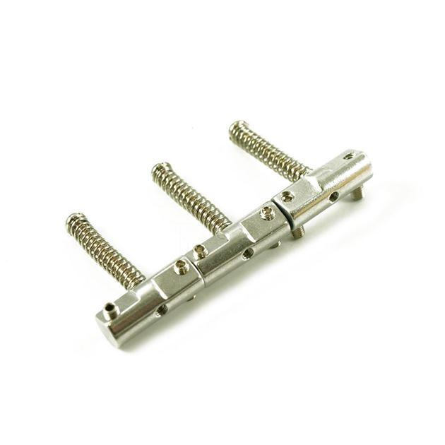 Picture of Compensated Tele saddles aluminium