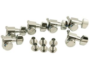 Afbeelding van Fender Locking Tuners - Chrome