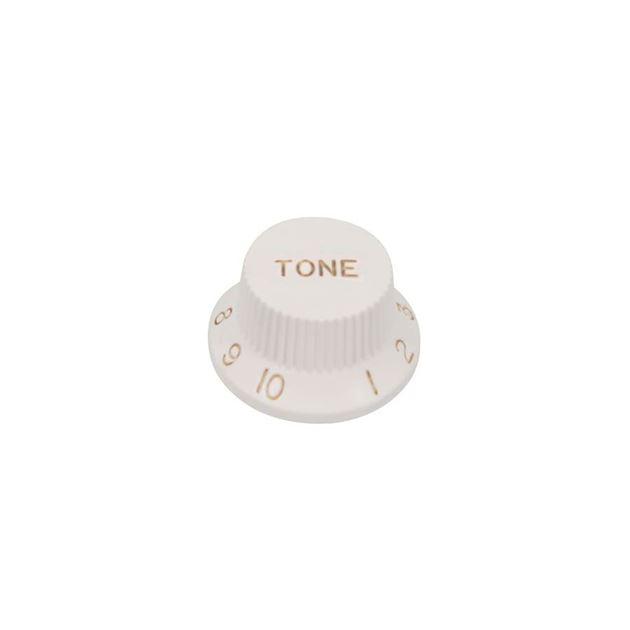 Picture of Strat knob Tone white US size