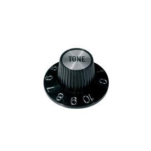 Afbeelding van Universele knop zilver 'Tone'