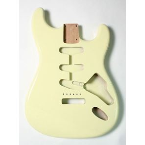 Picture of Stratocaster Body Vintage White Amerikaans elzen
