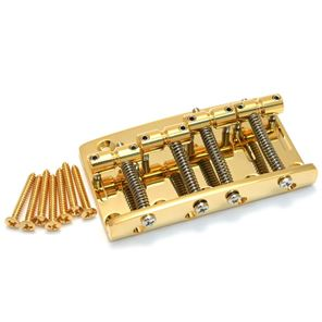 Picture of Gotoh 203B-4 Bass Bridge - Gold