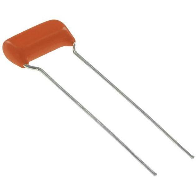 Afbeelding van Orange Drop Condensator - 0.047μF