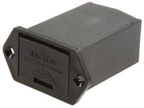 Picture of 9V batterijhouder