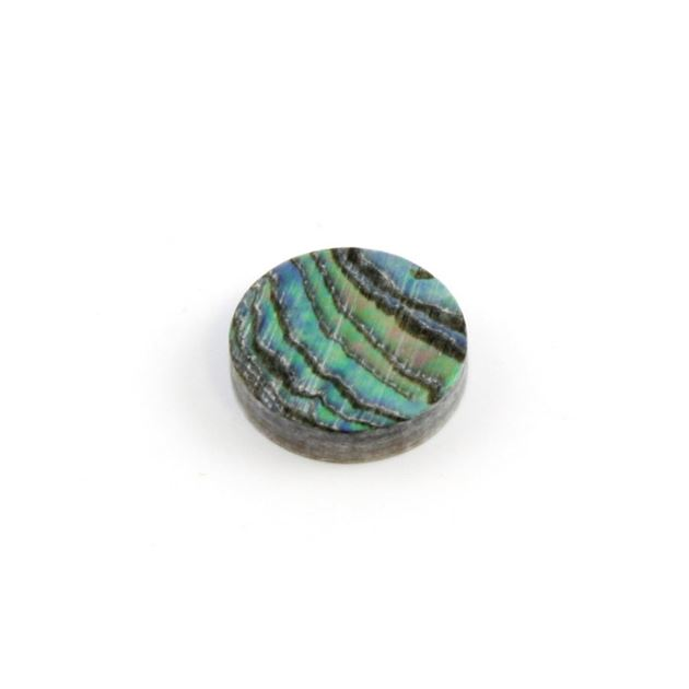 Picture of Abalone Dot 6mm x 1.3mm