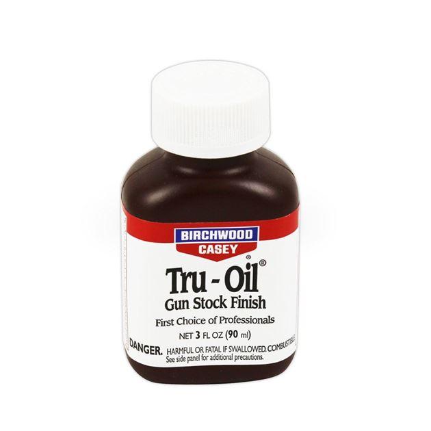 Picture of Birchwood Casey Tru-Oil - 3 OZ (90ml)