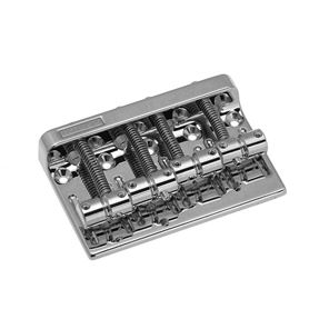 Picture of Gotoh 201B-4 Bass Bridge  - Chrome
