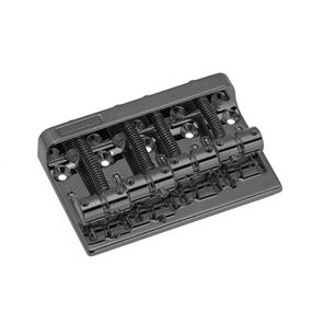 Picture of Gotoh 201B-4 Bass Bridge - Cosmo Black