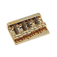 Picture of Gotoh 201B-4 Bass Bridge - Gold