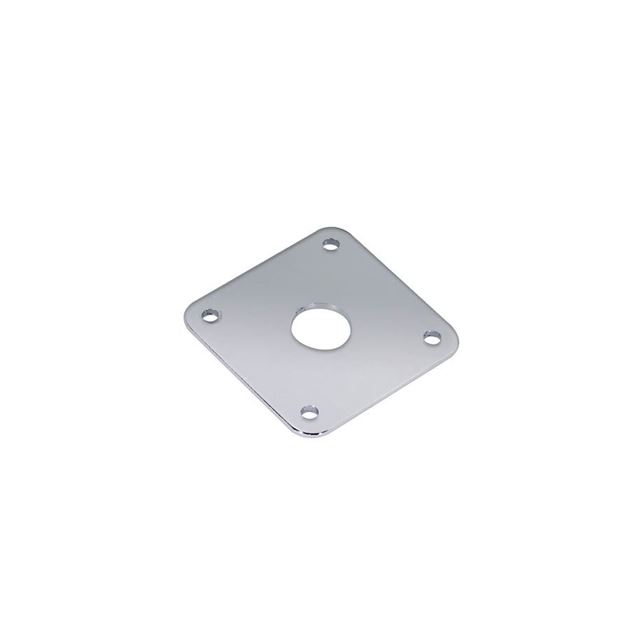 Picture of Square input cover chrome