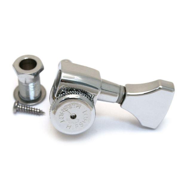 Picture of Hipshot ultralight 6x1 chrome locking