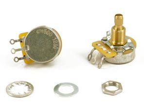 Picture for category Potentiometers