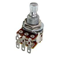 Afbeelding van Bourns Pro Audio Potmeter 500kOhm Logaritmisch - Center Detent