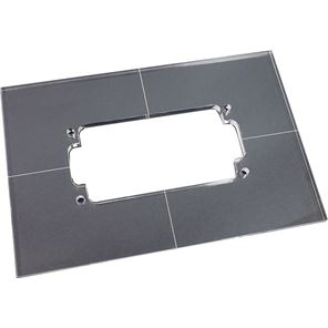 Picture of Humbucker routing template