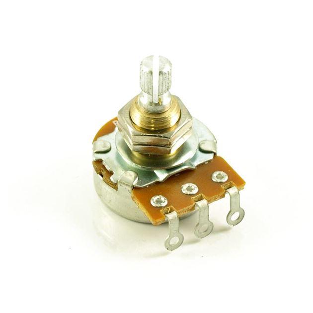 Afbeelding van Bourns Pro Audio Potmeter 500kOhm Logaritmisch
