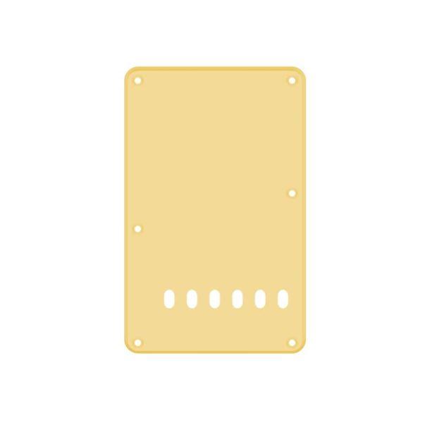 Picture of Tremolo Backplate - Cream