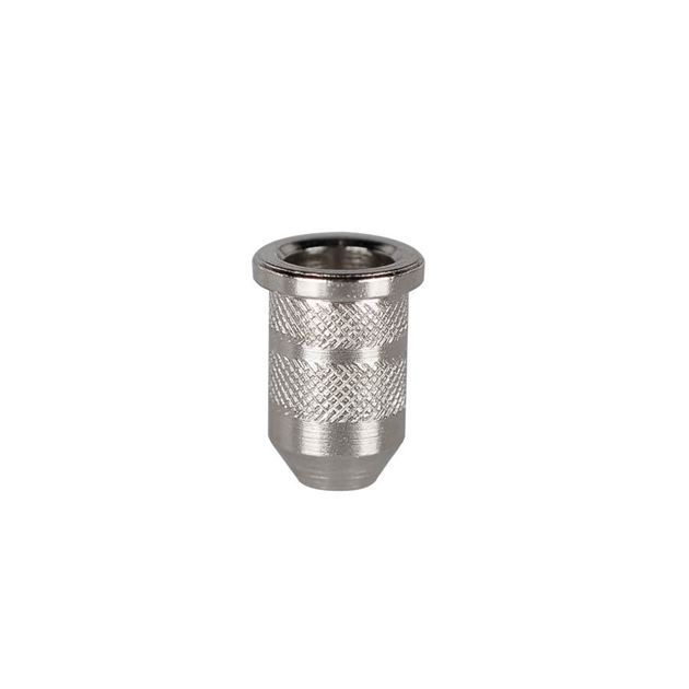 Picture of String Ferrules Bullit in Nickel 6-pack