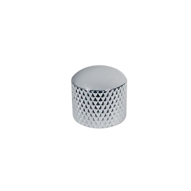 Picture of Dome Push-On Knob - Chrome