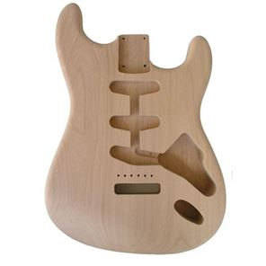 Picture of Stratocaster Body Amerikaans elzen