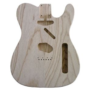 Picture of Telecaster Body Swamp Ash