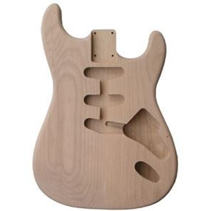 Picture of Stratocaster Body hardtail - Amerikaans elzen