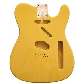 Picture of Telecaster Body Butterscotch Swamp Ash