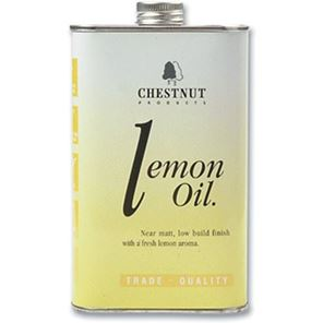 Afbeelding van Chestnut Lemon Oil 500ml
