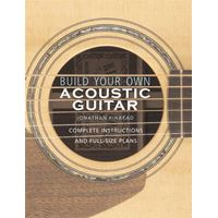 Picture of Build Your Own Acoustic Guitar - Jonathan Kinkead