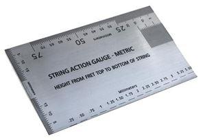 Afbeelding van String Action Gauge