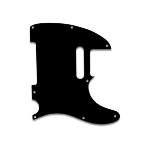 Picture of Telecaster Pickguard Black / White / Black