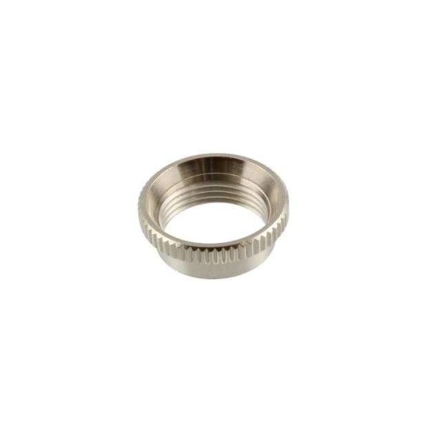 Picture of Extension nut for Gibson / Switchcraft LP Nickel