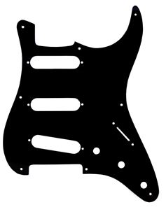 Picture for category Stratocaster Pickguards