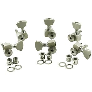 Afbeelding van Sperzel Locking Tuners - Satin Chrome - 3x3