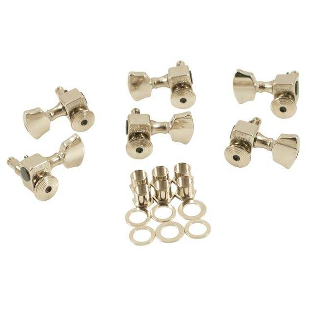 Picture of Sperzel Locking Tuners - Nickel - 3x3