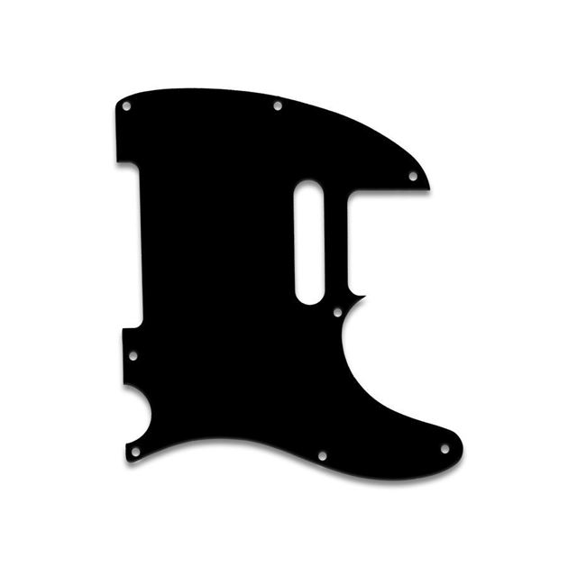 Afbeelding van Telecaster Slagplaat - Zwart