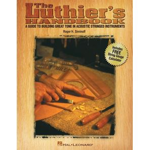 Afbeelding van The Luthier's Handbook - Roger H. Siminoff
