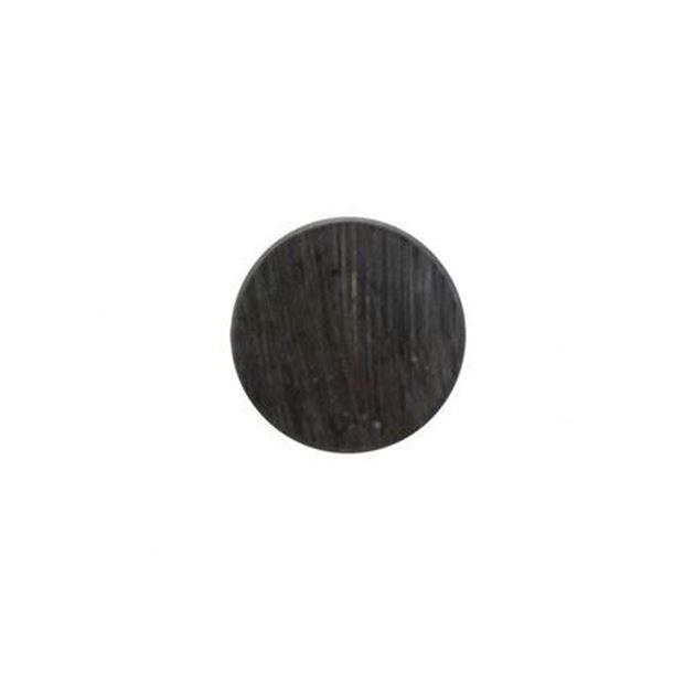 Afbeelding van Black Mother Of Pearl dot 6mm x 1.3mm