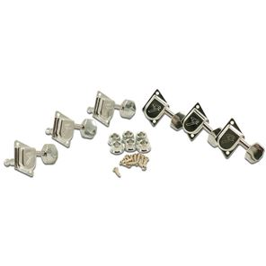 Picture of Fender 70's 'F' Tuners - Chrome