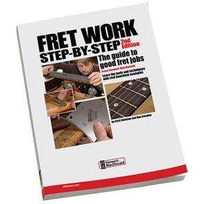 Afbeelding van Fretwork Step by Step - Dan Erlewine & Erick Coleman