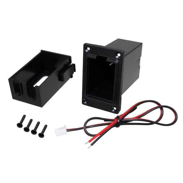 Picture of 9-Volt Battery Box for Acoustic Guitars