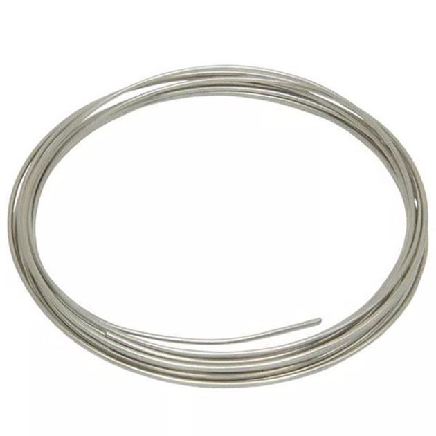 Picture of Tinned Copper Wire  - Bus Wire - 1 meter