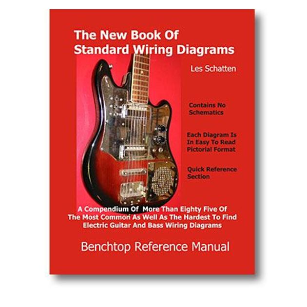 Picture of The New Book Of Standard Wiring Diagrams - Les Schatten