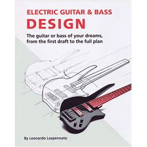 Picture of Electric Guitar & Bass Design - Leonardo Lospennato