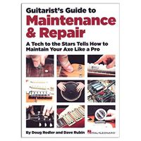 Picture of Guitarist's Guide to Maintenance & Repair - Doug Redler & Dave Rubin