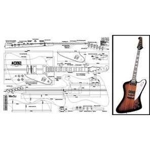 Picture of Gibson Firebird Blueprint